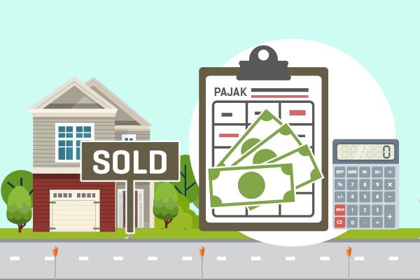 Cara Menghitung Pajak Penjual dan Pembeli dalam Jual Beli Tanah