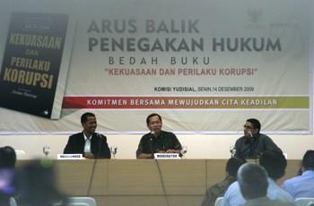 Sanksi Pemiskinan Pelaku Korupsi Bisa Jadi Alternatif