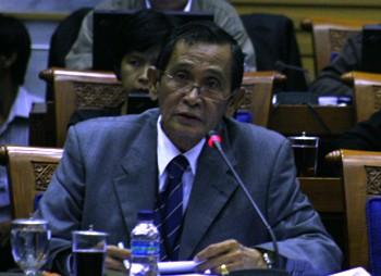 Menhukham Pertahankan Pelaksana Tugas Ketua KPK