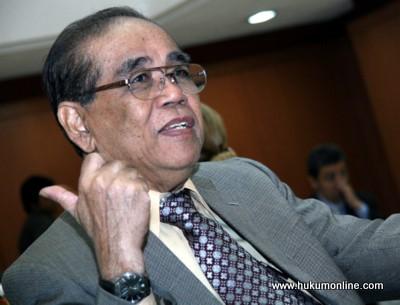 Peradi-KAI Damai, Ketua MA Perintahkan KPT Ambil Sumpah Advokat Baru