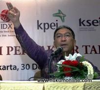 Pasar Modal Syariah di Indonesia Stagnan