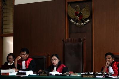 Panitera Pengadilan, Tak Sekadar Jenjang Karir