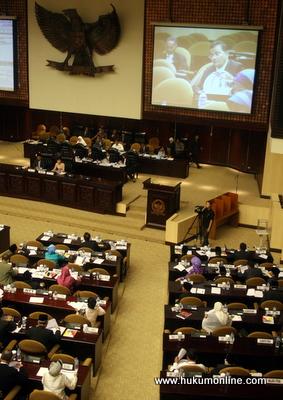 Legislative Drafter: Dibutuhkan untuk Topang Fungsi Legislasi
