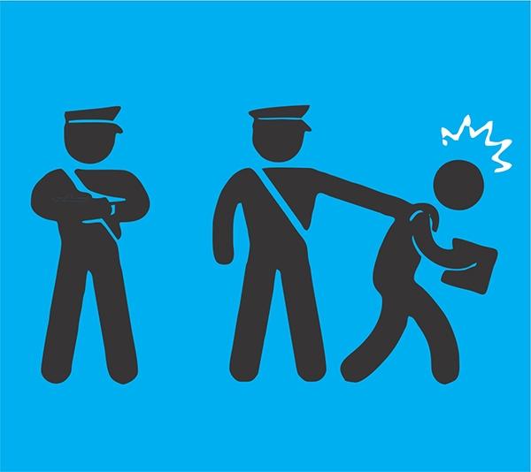 Jika Dijebak oleh Polisi dan Disiksa dalam Tahanan