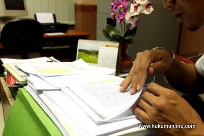 Konsep Cyber Notary akan Masuk Revisi UU Jabatan Notaris