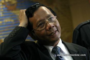 Ketua MK Masih Yakin Lembaganya Bebas Suap