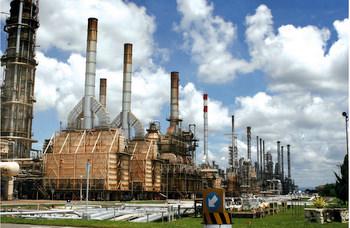 gaji perusahaan minyak gas indonesia