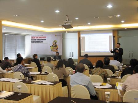 Pelatihan Hukumonline 2011: Legal Due Diligence Untuk Perusahaan Pertambangan