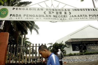Hakim Ad Hoc PHI Merasa 'Dianaktirikan'