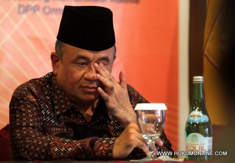 Simpang Siur SPDP Eks Ketua KPU