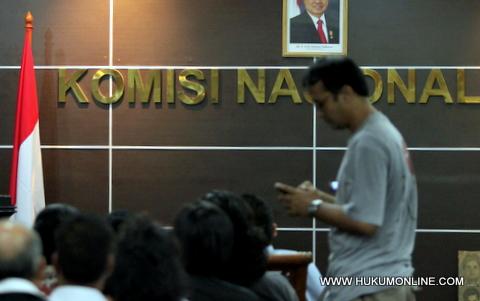 Diserang Preman, Pekerja Mengadu ke Komnas HAM