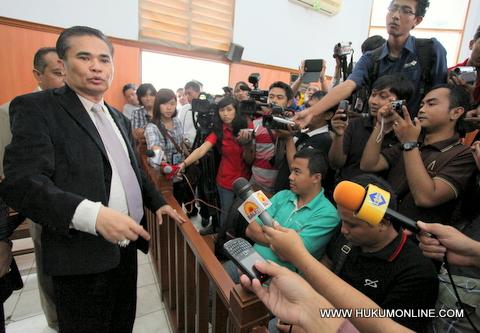 Presiden KAI Dilaporkan ke Polisi