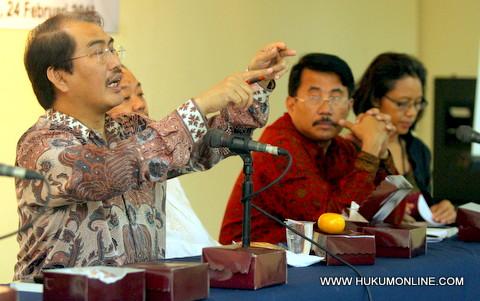 Anggota DKPP Diharapkan Berlatar Belakang Hukum
