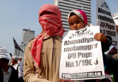 Pemerintah dicecar PBB soal kebebasan beragama. Foto: ilustrasi (Sgp)