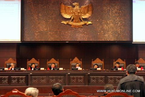 Aturan Perbatasan Provinsi Kepri Diuji ke MK