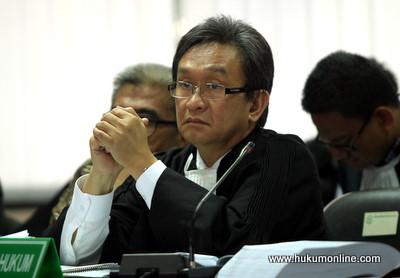 Majelis Hakim PK Antasari Diadukan ke KY