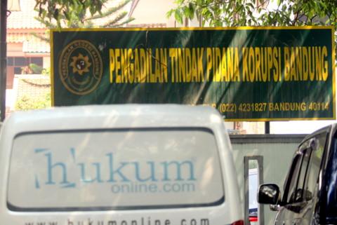 Korupsi Sumur Bor Bandung Mulai Disidang