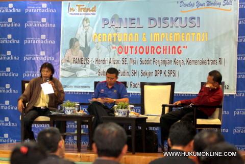 Syarat Perusahaan Outsourcing Akan Diperketat