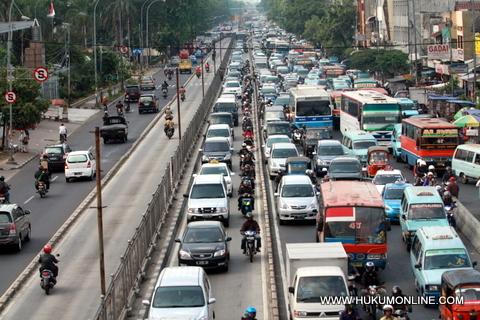 Macet Untungkan Pemprov DKI Jakarta