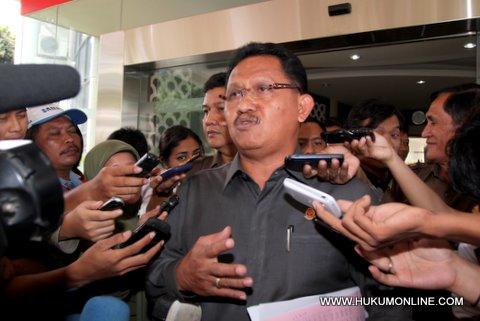 Buron Korupsi Dipulangkan ke Riau