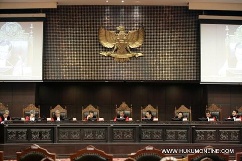 APBN Perubahan 2012 Kembali Dibawa ke MK