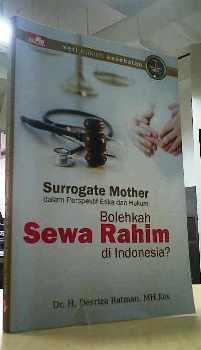 Halal Haram Sewa Rahim Menurut Hukum