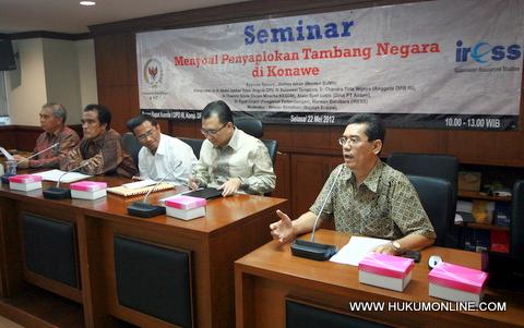 Pertamina Butuh Regulasi Khusus Kelola Blok Migas