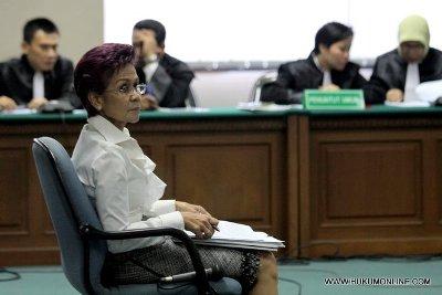 Hakim Ad Hoc Nilai Dakwaan Miranda Kadaluwarsa