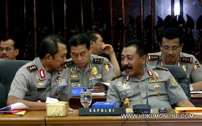 Polri Nyatakan Siap 'Dukung' KPK