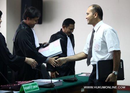 Saksi: Direksi Merpati Berwenang Mengubah Kebijakan