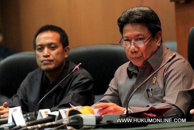 Seleksi Hakim Ad Hoc Tipikor Prioritaskan Integritas