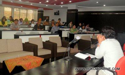 Indonesia Butuh Kodifikasi Hukum Perdata Internasional