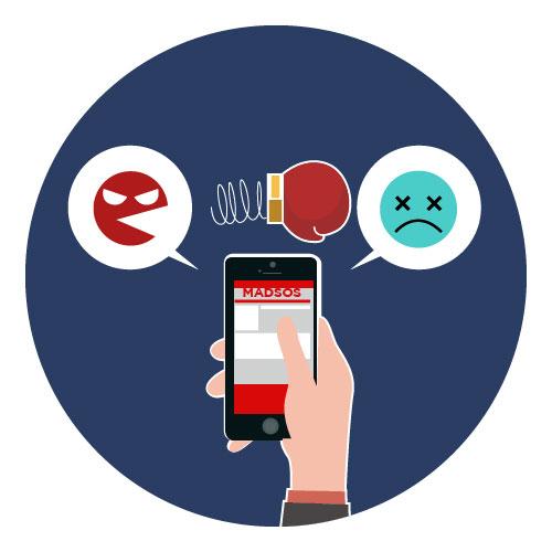 Ingin Memperkarakan Mantan Suami Karena Teror SMS