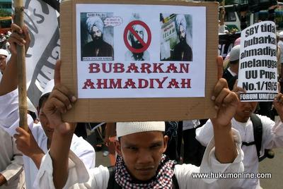 Dianggap Sesat, Jamaah Ahmadiyah Minta 'Pengakuan' ke MK