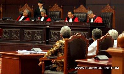 LBH Kampus Pertanyakan Legal Standing Pemohon