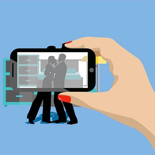 Risiko Pidana Merekam Aktivitas Seksual dengan Handphone