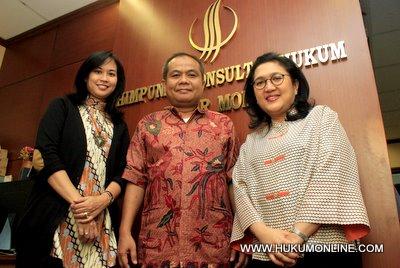 Indra Safitri: HKHPM Minta Pengakuan OJK