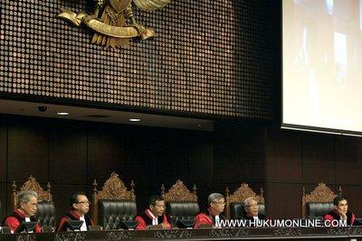 Aturan Syarat Menjadi Anggota Legislatif Diuji ke MK