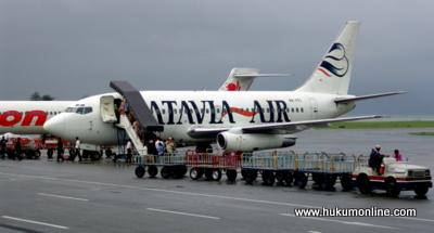 Lagi, Batavia Air Terancam Pailit