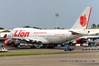 Lion Air Ganti Rugi Ultah Penumpang