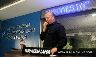 Indonesia Bersiap Masuki Dunia Cyber