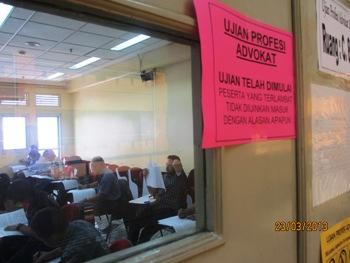 Ragam Pandangan Peserta Atas Soal Ujian Advokat Hukumonline Com