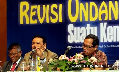 RUU Advokat Harus Sinkron Dengan RKUHAP