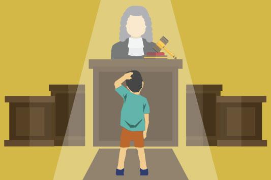 Melaporkan Pidana Mertua yang Melarang Menemui Anak Sendiri