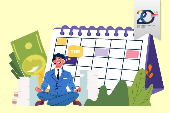 Dasar Perhitungan Besaran Tunjangan Hari Raya (THR)