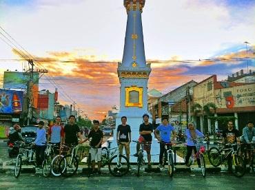 Justicia Cycling Squad: Memasyarakatkan Gowes di Kampus FH UGM