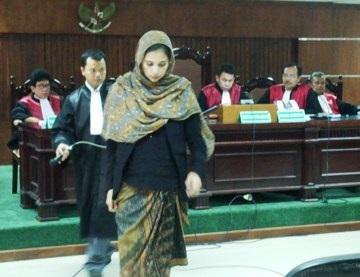 Hakim Tolak Rekaman Ayu Azhari Diputar