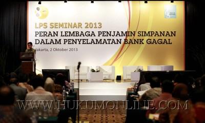 LPS Gamang Dalam Selamatkan Bank Gagal