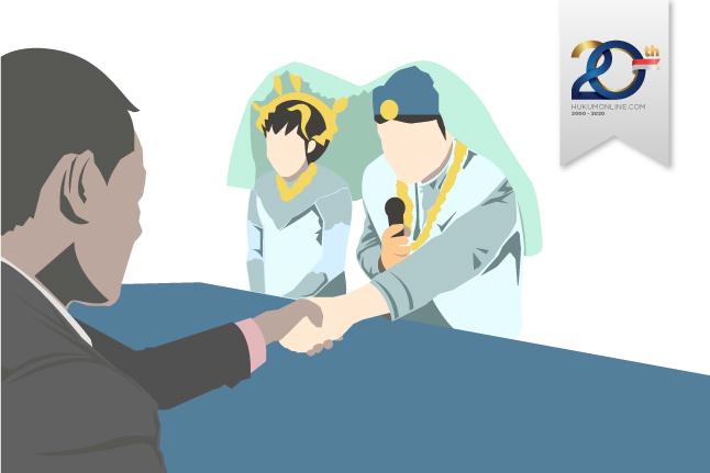 Status Hukum Perkawinan Siri Tanpa Sepengetahuan Keluarga