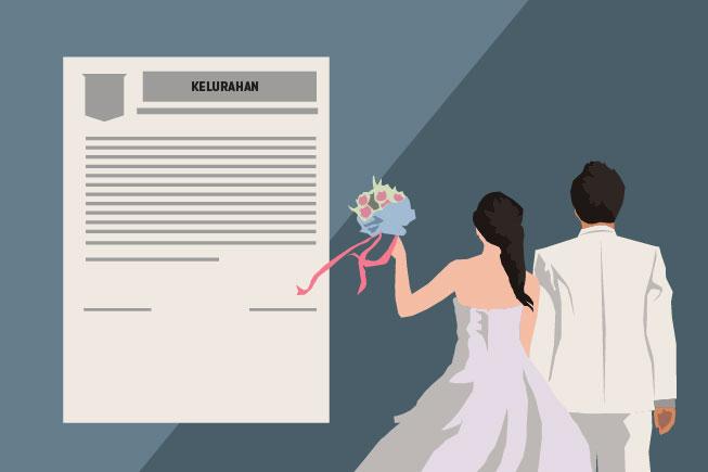 Masalah Pencatatan Perkawinan Beda Agama